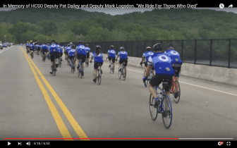 """""""We Ride For Those Who Died"""" – Police Unity Tour"""
