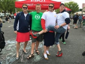 SARC's 8th Annual Walk A Mile in Her Shoes® a Huge Success!!