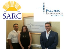 Palumbo Insurance Associates Awarded The Safeco Make More Happen Award To Help SARC of Harford County