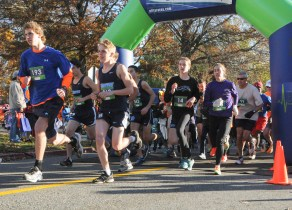 8th Annual Hurd Race Takes Place Halloween Weekend