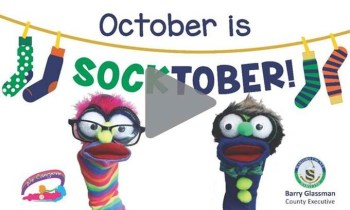 """Harford Launches October """"SOCKtober"""" Donation Drive for the Homeless"""