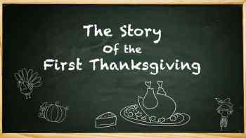 Happy Thanksgiving: A Little History