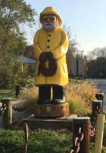 mariner-statue