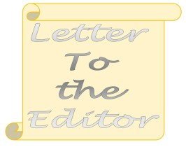 Letter to the Editor about Harford County Restaurant Week
