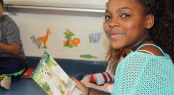GEEF Funds Reading Program at Havre de Grace Elementary