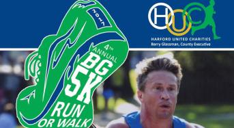 Registration Open for Annual Barry Glassman 5K Run/Walk for Recovery Saturday, May 6