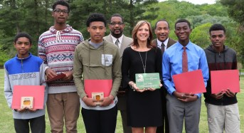 Harford Glen Environmental Center Hosts 9th Annual Environmental Scholarship and Green Awards Event