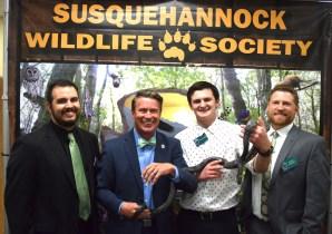 HARFORD COUNTY'S WILDEST PARTY RAISES FUNDS FOR LOCAL WILDLIFE CENTER SUSQUEHANNOCK WILDLIFE SOCIETY CELEBRATES 2ND ANNUAL 'NIGHT WITH THE WILD'
