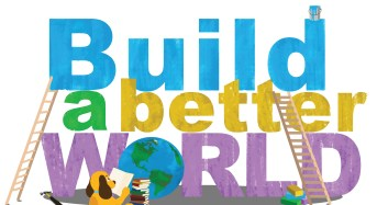 'Build a Better World' at the Library