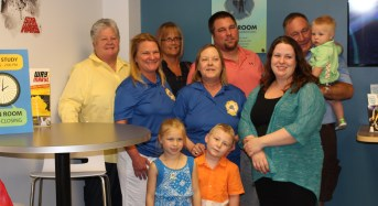Teen Room at Fallston Library Celebrated