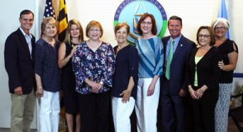 Harford's Glassman Administration Recognizes Life-saving All-Star Employees & Volunteers