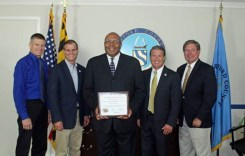 Harford County's Carlos L. Smith Earns County Engineers Association of Maryland 2017 Service Award