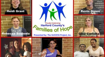 """Nine Local Families Nominated in the Second Annual SUCCESS Project """"Families of Hope Campaign"""""""