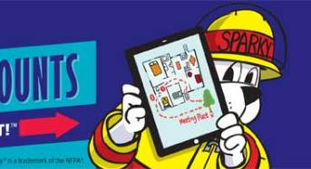 October 8 – 14 is Fire Prevention Week
