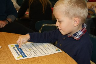 Harford County Education Foundation Visits with Harford's Youngest Learners