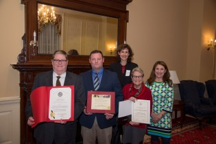 Havre de Grace Cultural Center at the Opera House Receives Prestigious Maryland Preservation Award