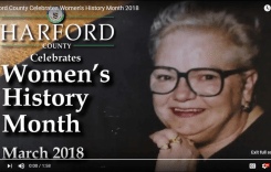 "Harford County Honors Former Councilwoman Veronica ""Roni"" Chenowith for Women's History Month"