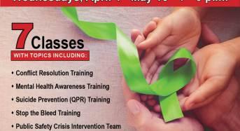 Registration Open for Harford County Mental Health & Safety Education Program