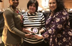 Superintendent of Schools Barbara Canavan Recognized by Iota Alpha Lambda Chapter of the Alpha Phi Alpha Fraternity, Inc.