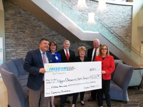 Freedom Federal Credit Union and Upper Chesapeake Health Foundation Strengthens Partnership