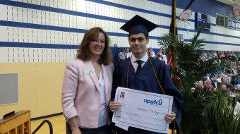 APGFCU Member Awarded CU Foundation Scholarship