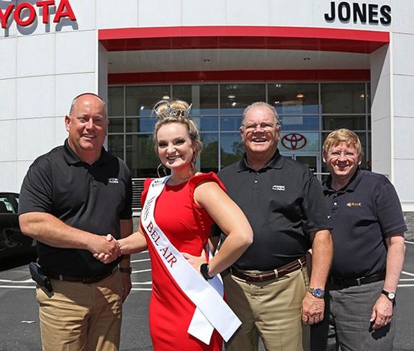Jones Junction Bel Air >> Jones Junction Auto Dealership Group Now The Premier Sponsor