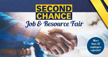 """Harford County """"Second Chance"""" Job and Resource Fair Planned for October 4"""