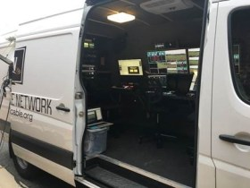 Harford Cable Network (HCN) Completes Renovation of Mobile Production Van