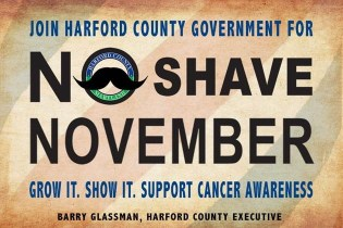 "Harford County's Annual ""No Shave November"" Campaign Grows Cancer Awareness"