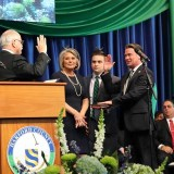 """Unity and """"High Hope for the Future"""" at Harford County Government's Inauguration Ceremony"""