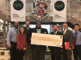 Edgewood High School Academy of Finance Selected to Participate in Launch of Locally-Sponsored NAF Future Ready Labs