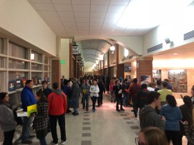 Bel Air High School's First Family-Teacher Connection Night Event Met with Success