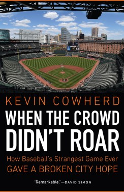 Harford County Public Library's Charm City Series Features Author Kevin Cowherd on April 24 in Jarrettsville