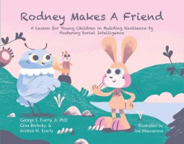Helping Children Handle Challenges:  New Book Builds Resiliency at a Young Age