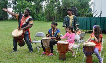 Hosanna School Museum Hosts Third Annual Juneteenth Celebration