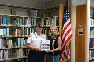 Harford County Public Library Receives Book Written by Korean War Veteran