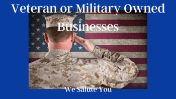 Calling All Veterans & Active Military