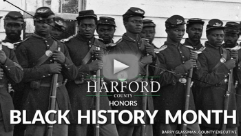 Harford County Honors Sgt. Alfred B. Hilton for Black History Month