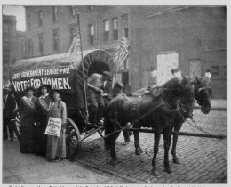 City of Havre de Grace to Receive Suffrage Marker on the National Votes for Women Trail