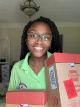 Teen Partners with Hormel Foods to Feed Children in East Aberdeen, Joppa