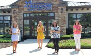 FREEDOM FEDERAL CREDIT UNION SELECTS FOUR HARFORD COUNTY PUBLIC SCHOOL TEACHERS TO WIN GOLDEN APPLE AWARDS