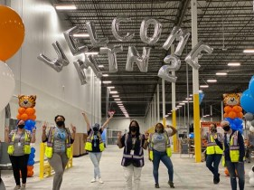 Amazon Opens Third Sort Center in Harford County, Maryland