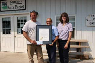 American Sentry Solar Gives $87,000 to Small Businesses in Time for New Year's