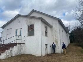 Harford Designates 135-Year-Old African-American Church as Historic Landmark