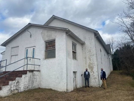 Harford Designates 135-Year-Old African-American Church as Historic Landmark