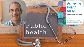 Professor at Johns Hopkins to Health Officer in Harford County