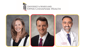 UM Upper Chesapeake Health Announces New Senior Leadership Team Members