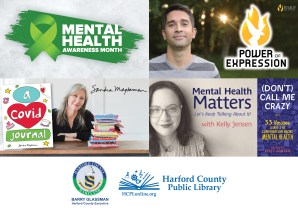 Harford County Public Library Hosts Virtual Programs in Support of Mental Health Awareness Month