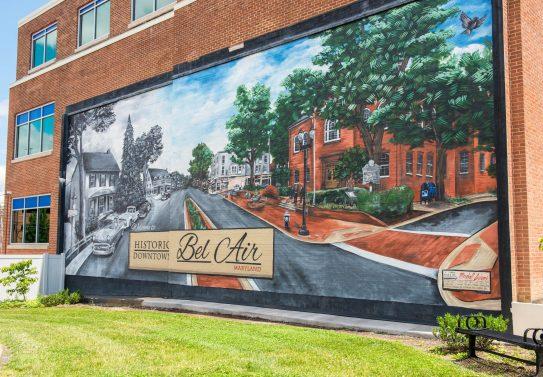 Town of Bel Air Arts & Entertainment District Unveils Public Art Tour