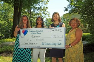 Women's Giving Circle of Harford County Awards More Than $43,000 in Grants in 2021